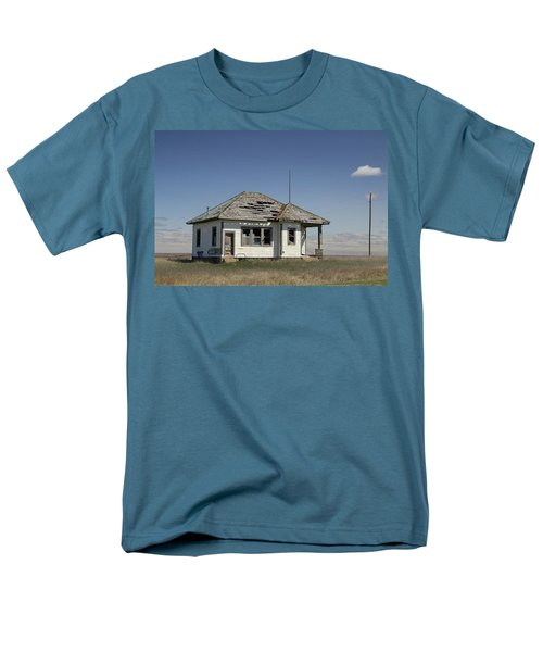 Just Plain Lonely Men's T-Shirt  (Regular Fit) by Christopher McKenzie