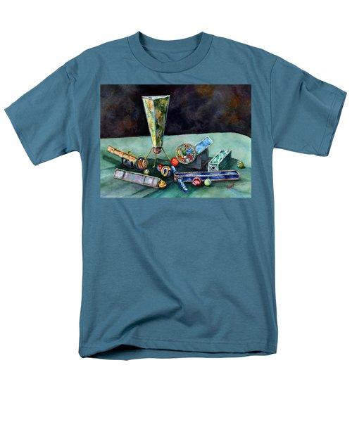 Kaleidoscopes Men's T-Shirt  (Regular Fit)