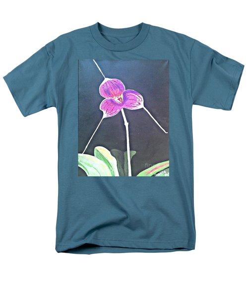 Kite Orchid Men's T-Shirt  (Regular Fit) by Francine Heykoop