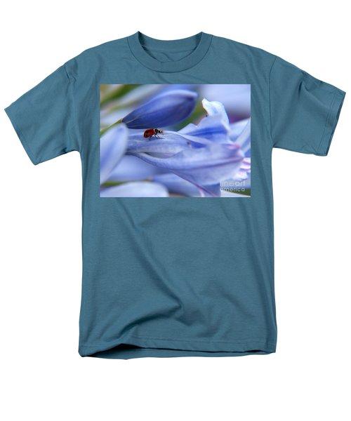 Lady Bug Men's T-Shirt  (Regular Fit)