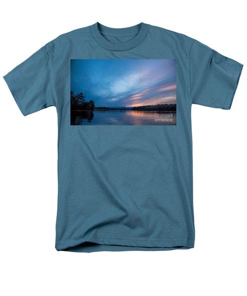 Lake James Portal Men's T-Shirt  (Regular Fit) by Robert Loe