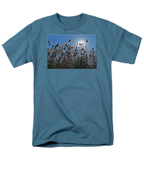 Lakeside Plants Men's T-Shirt  (Regular Fit) by Mikki Cucuzzo