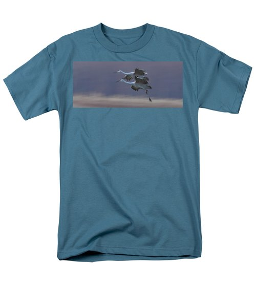 Landing Gear Down Men's T-Shirt  (Regular Fit) by Shari Jardina