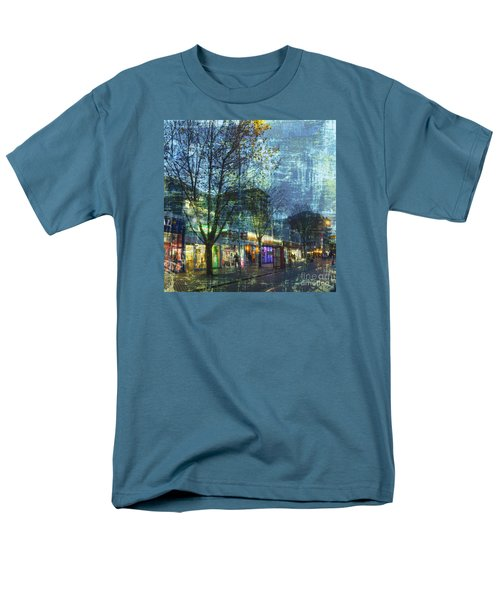 Late Afternoon In Autumn Men's T-Shirt  (Regular Fit) by LemonArt Photography
