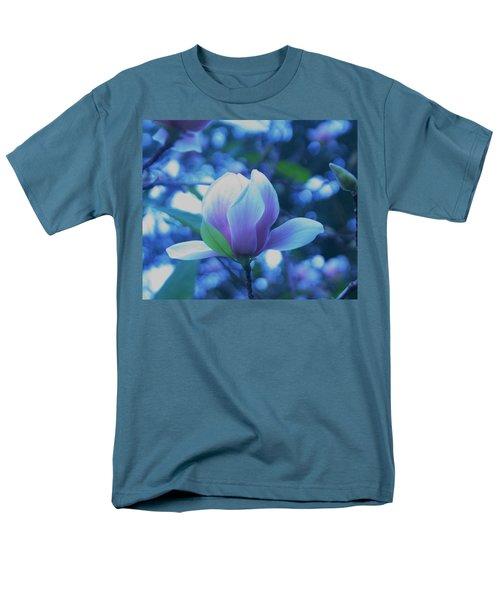 Late Summer Bloom Men's T-Shirt  (Regular Fit) by John Glass