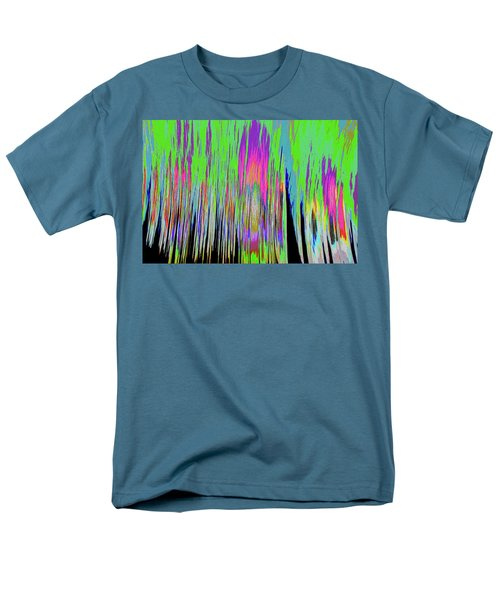 Men's T-Shirt  (Regular Fit) featuring the photograph Leafless Trees by Tony Beck