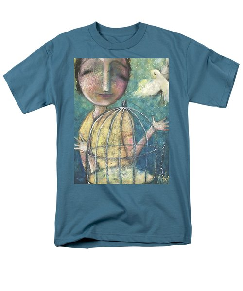 Let It Go Men's T-Shirt  (Regular Fit)