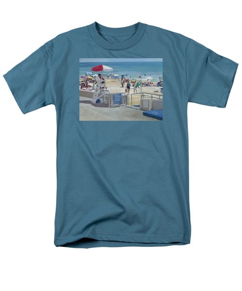Lifeguard On Duty Men's T-Shirt  (Regular Fit)