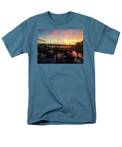 Light Show Men's T-Shirt  (Regular Fit) by Beth Saffer