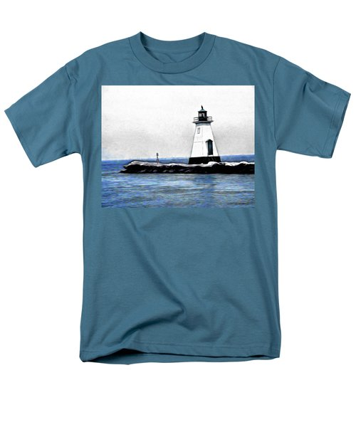 Lighthouse Men's T-Shirt  (Regular Fit)