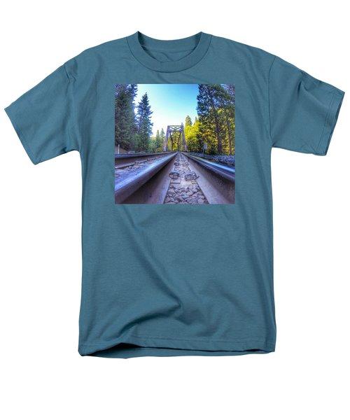 Limitless Men's T-Shirt  (Regular Fit) by Alpha Wanderlust