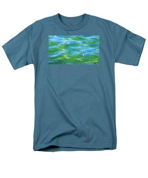 Little Fish Men's T-Shirt  (Regular Fit) by Scott Cameron