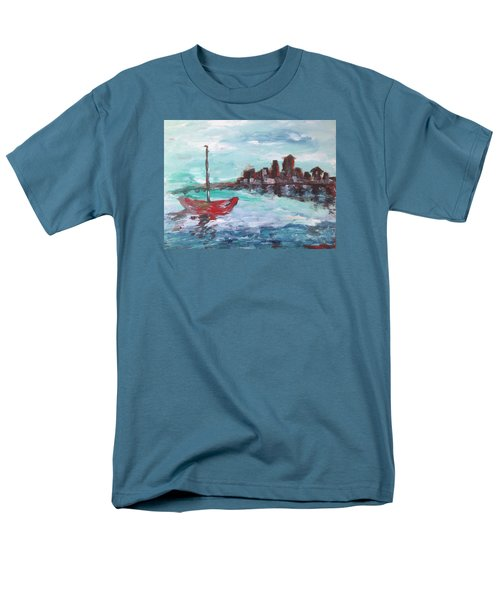 Coast Men's T-Shirt  (Regular Fit) by Roxy Rich
