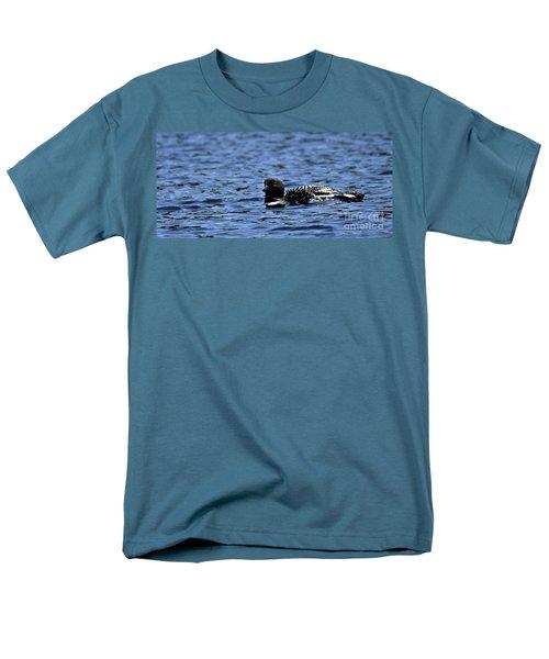 Loon Pan Men's T-Shirt  (Regular Fit) by Skip Willits