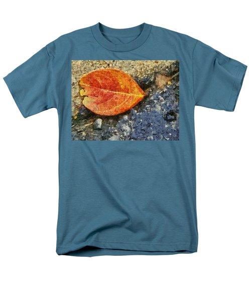 Loose Leaf Men's T-Shirt  (Regular Fit) by Jeff Kolker