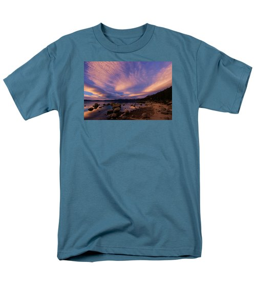 Love Is A Rocky Road Men's T-Shirt  (Regular Fit) by Sean Sarsfield