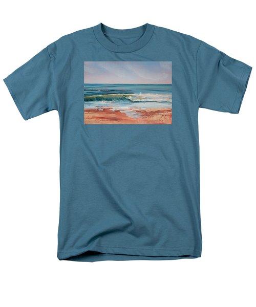 Love The Surf Men's T-Shirt  (Regular Fit) by Trina Teele