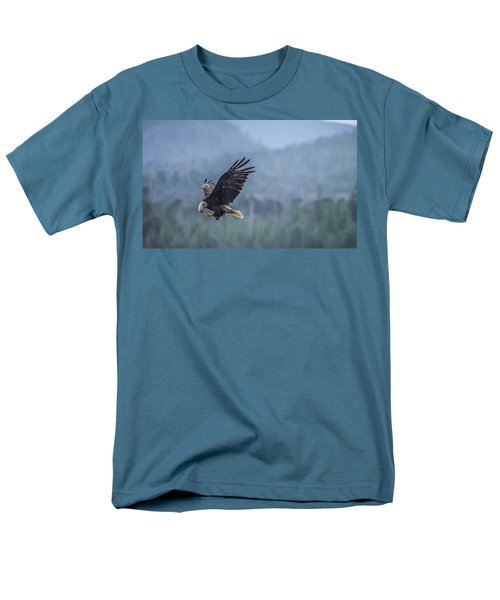 Men's T-Shirt  (Regular Fit) featuring the photograph Lunch To Go by Timothy Latta