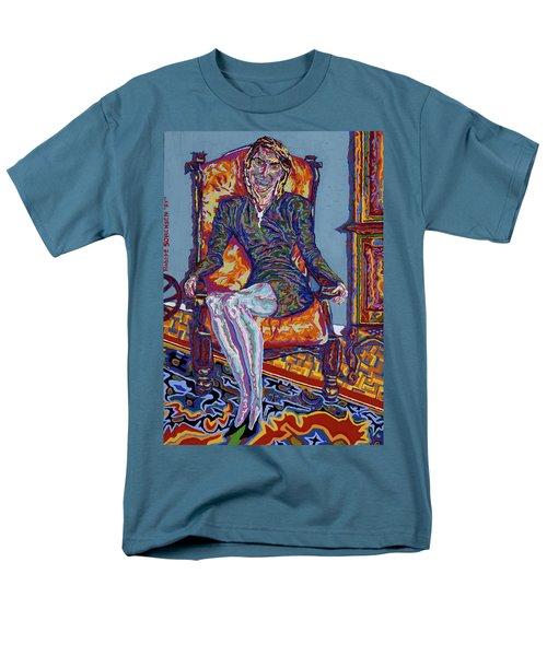 Ma Fiancee Men's T-Shirt  (Regular Fit) by Robert SORENSEN