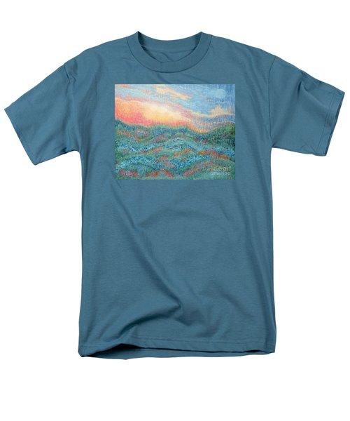 Magnificent Sunset Men's T-Shirt  (Regular Fit)