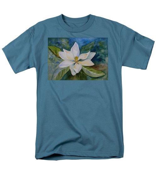 Magnolia Men's T-Shirt  (Regular Fit) by Kerri Ligatich
