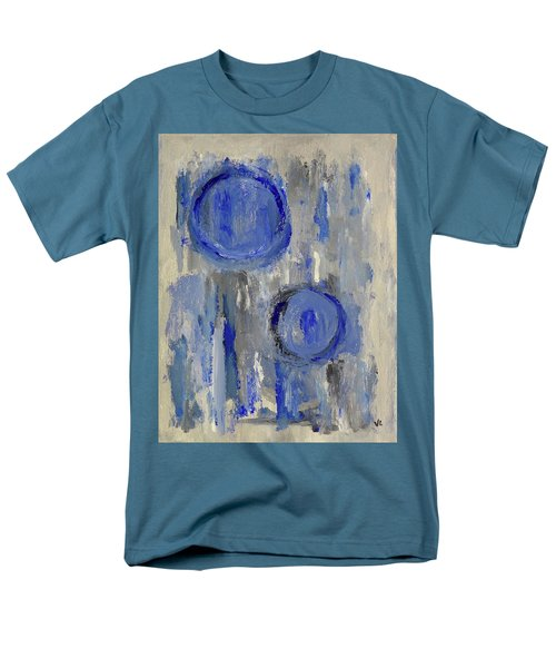 Men's T-Shirt  (Regular Fit) featuring the painting Maternal by Victoria Lakes