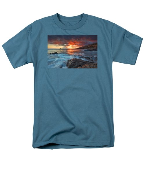 Maui Skies Men's T-Shirt  (Regular Fit) by James Roemmling
