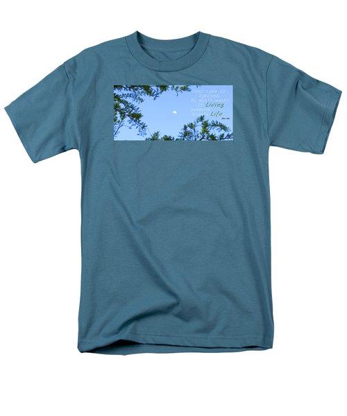 Men's T-Shirt  (Regular Fit) featuring the photograph Maximize by David Norman