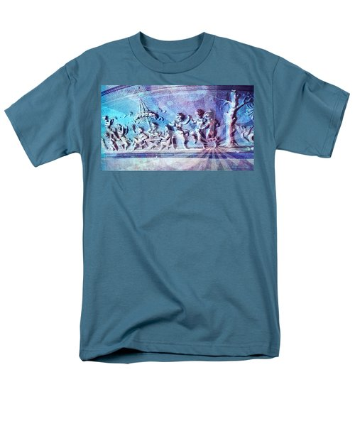 Maypole Dance  Men's T-Shirt  (Regular Fit)