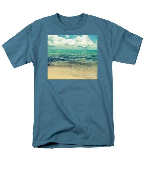 Miami Beach 5 Men's T-Shirt  (Regular Fit) by France Laliberte