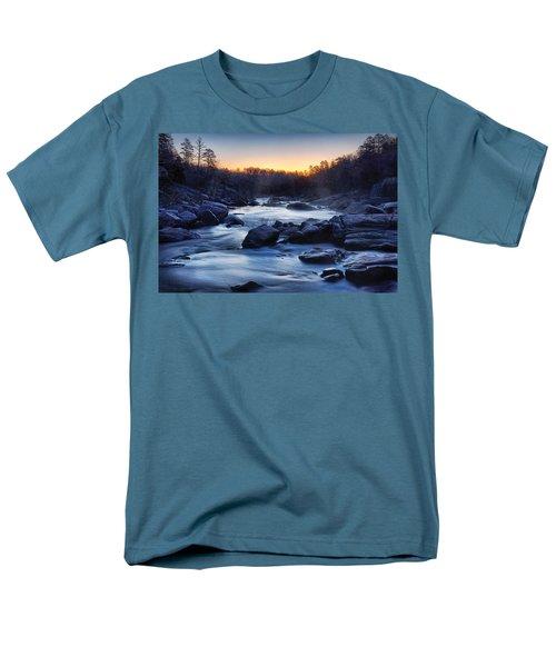 Millstream Gardens  Men's T-Shirt  (Regular Fit) by Robert Charity
