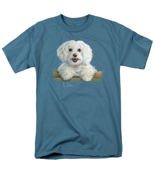 Mimi Men's T-Shirt  (Regular Fit) by Lucie Bilodeau