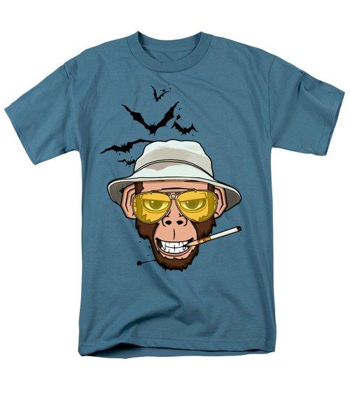 Monkey Business In Las Vegas Men's T-Shirt  (Regular Fit) by Nicklas Gustafsson