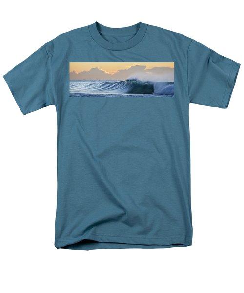 Men's T-Shirt  (Regular Fit) featuring the photograph Morning Breaks by Az Jackson