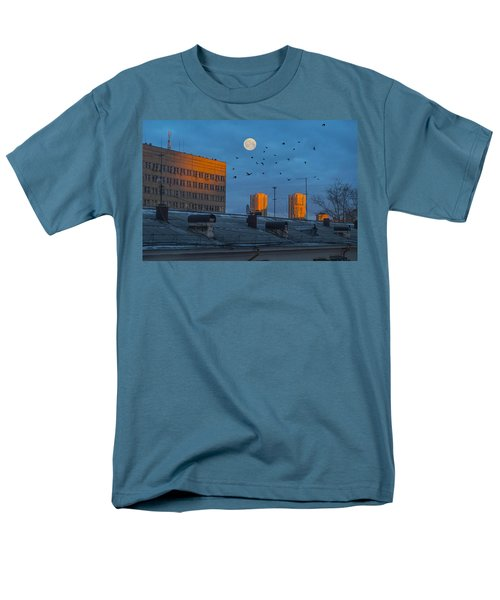 Morning Light Men's T-Shirt  (Regular Fit) by Vladimir Kholostykh