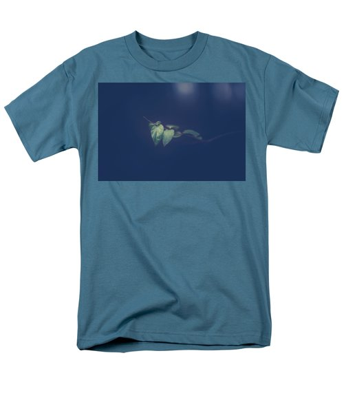 Men's T-Shirt  (Regular Fit) featuring the photograph Moving In The Shadows by Shane Holsclaw