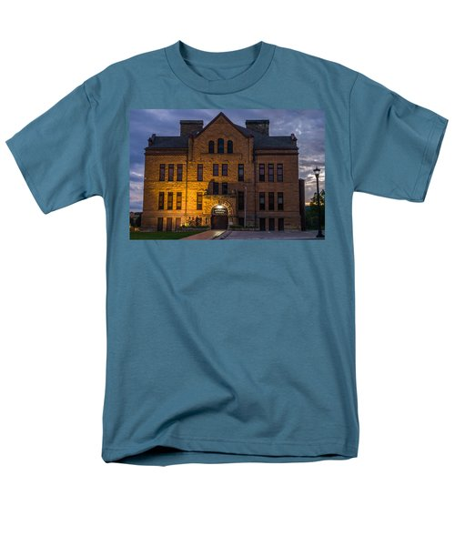 Museum Men's T-Shirt  (Regular Fit) by Jerry Cahill