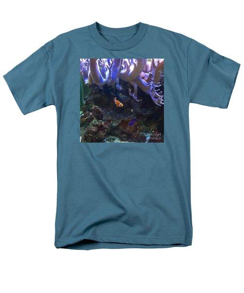 Nemo Look Alike Men's T-Shirt  (Regular Fit)