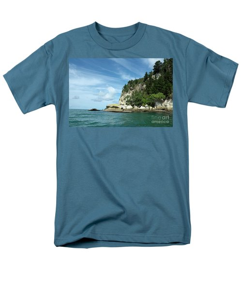Men's T-Shirt  (Regular Fit) featuring the photograph New Zealand Beauties by Yurix Sardinelly