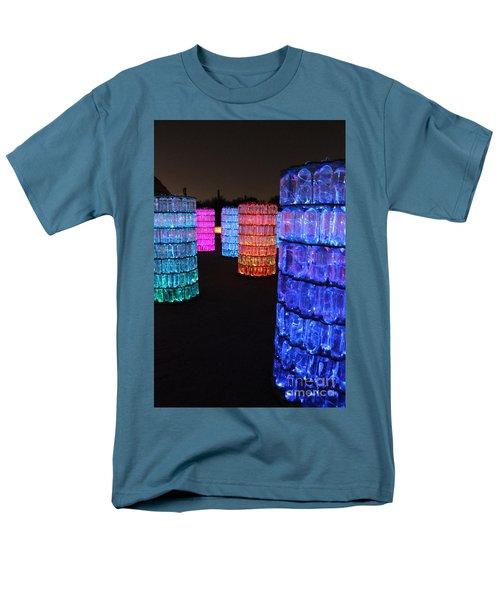 Night Color Men's T-Shirt  (Regular Fit) by Natalie Ortiz