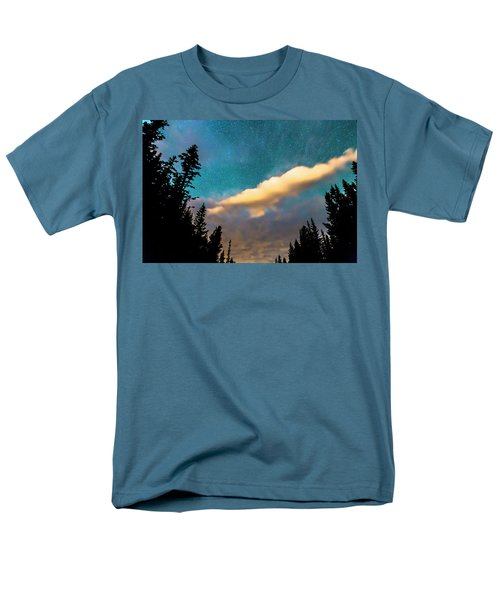 Men's T-Shirt  (Regular Fit) featuring the photograph Night Moves by James BO Insogna