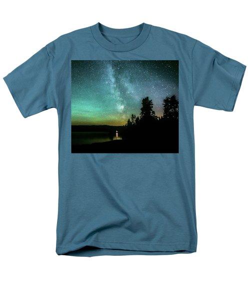 Night Sky Men's T-Shirt  (Regular Fit) by Rose-Marie Karlsen