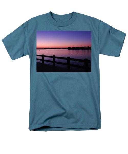 Men's T-Shirt  (Regular Fit) featuring the photograph Night's Calling by Allen Beilschmidt