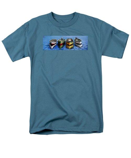 Not Alone Men's T-Shirt  (Regular Fit)