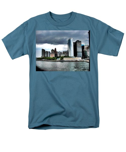 Nyc3 Men's T-Shirt  (Regular Fit) by Donna Andrews