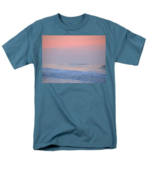 Men's T-Shirt  (Regular Fit) featuring the photograph Ocean Peace by  Newwwman