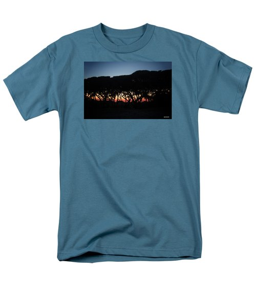 Oh Those Trees Men's T-Shirt  (Regular Fit) by Phil Mancuso
