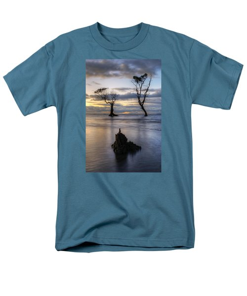 Old Trees Men's T-Shirt  (Regular Fit) by Robert Charity
