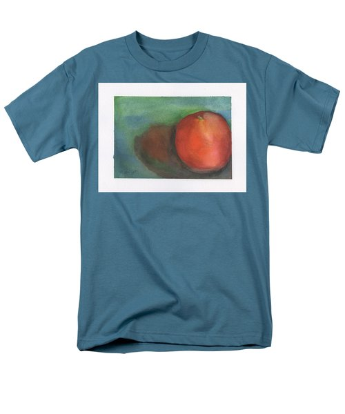 Men's T-Shirt  (Regular Fit) featuring the painting Orange Still Life by Frank Bright