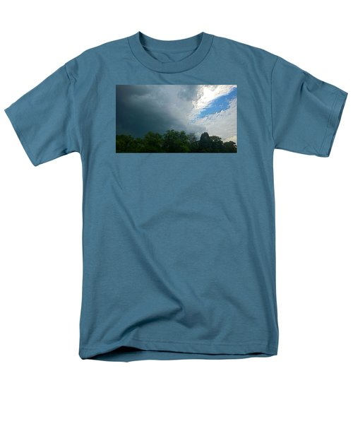 Men's T-Shirt  (Regular Fit) featuring the photograph Overcome by Carlee Ojeda